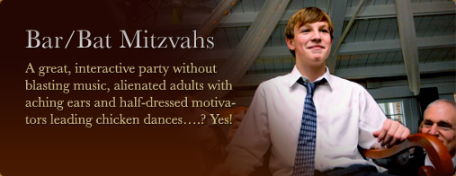 Bar/Bat Mitzvahs